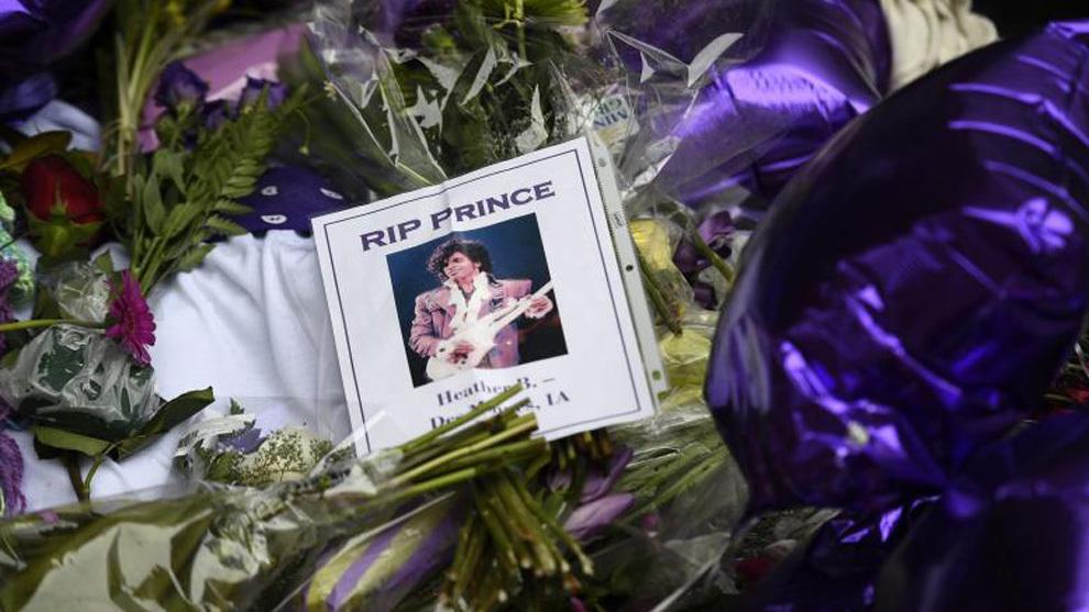 Memorias de Prince saldrá en octubre