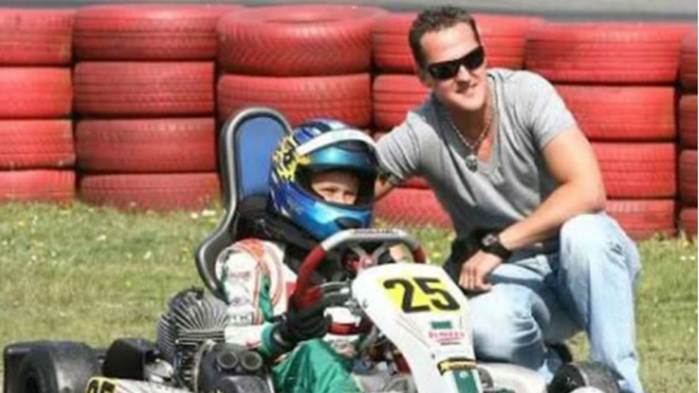 El deseo que Schumacher quería cumplir con Mick en la F1