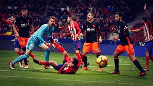 Apuestas Atletico vs Valencia: El equipo de Simeone superó al de...
