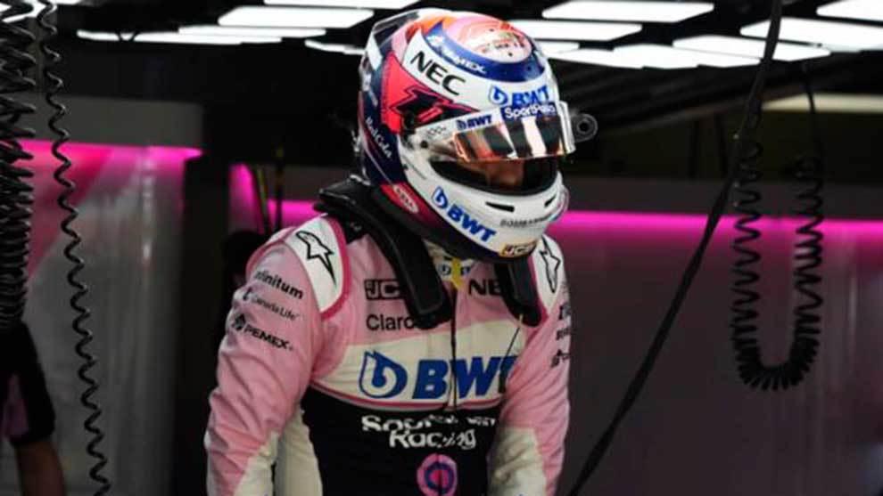 Cancelan primera práctica libre del Gran Premio de Azerbaiyán