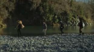 Fragmento del videoclip