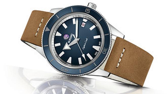 a11362a46b9d Rado presenta los nuevos modelos de la colección Captain Cook ...
