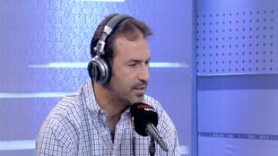 Joaquín Beltrán habló sobre su futuro en el fútbol.