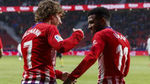 'Frenchconnection' Griezmann&Lemar