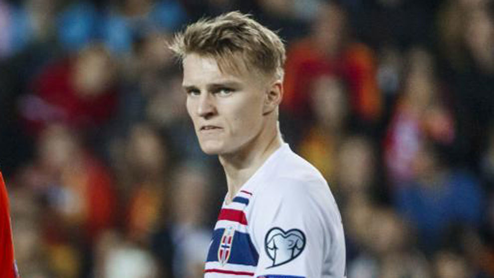 martin odegaard - photo #25