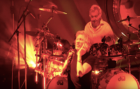 Roger Waters y Nick Mason en Nueva York
