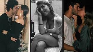 Cuando Carles Aleñá le mandó un mensaje de amor en Instagram a su...