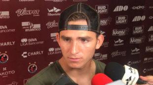Sebastián Jurado confía en ser llamado a la selección mexicana.