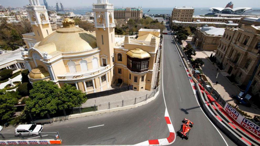 Gran Premio de Azerbaijan 2019 15562889468794