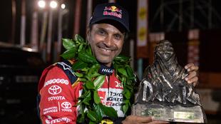 Nasser Al-Attiyah, ganador del Dakar 2019