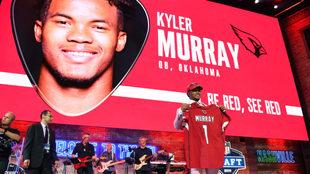 La primera selección del Draft 2019.