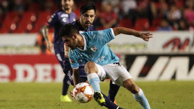 Querétaro vs Veracruz, jornada 16 del Clausura 2019.