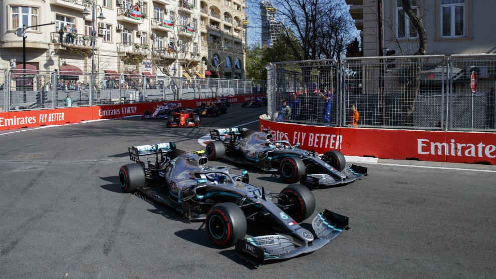 Gran Premio de Azerbaijan 2019 15564597076928
