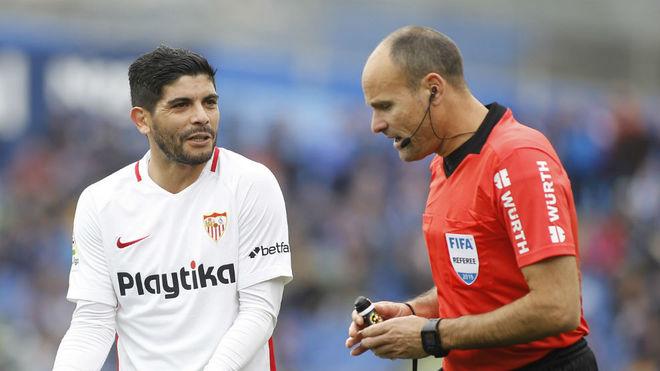 El Sevilla estudia abrir expediente disciplinario a Banega