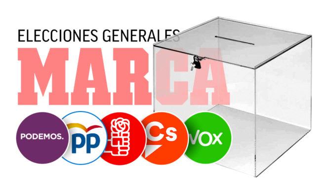 El PSOE se alzó en las elecciones generales de España