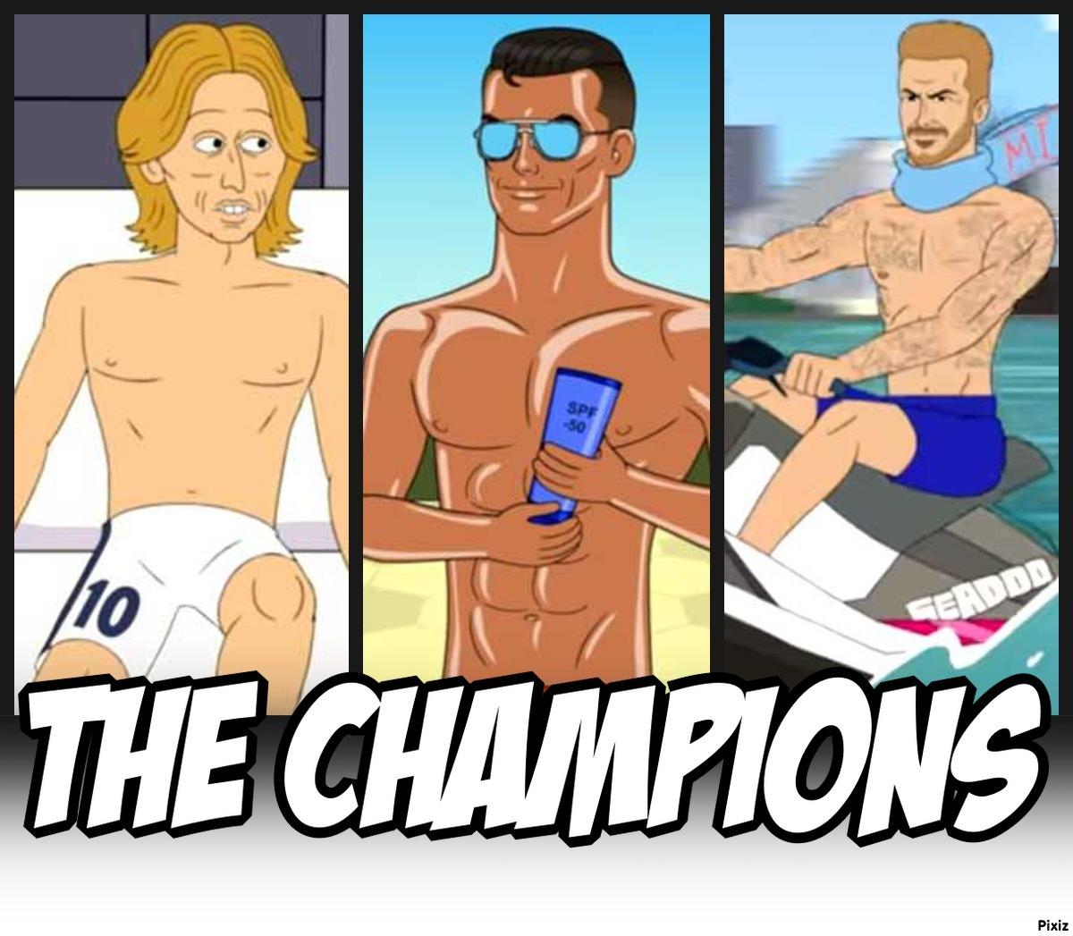 Cristiano Ronaldo es la gran estrella del primer capítulo de la...