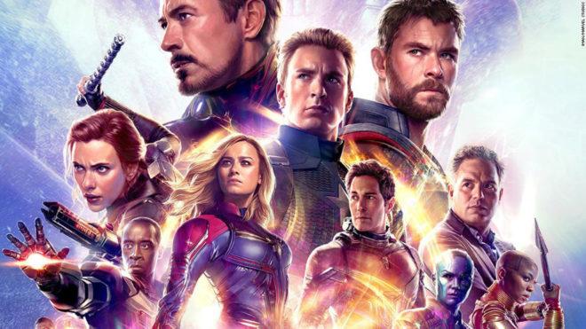 'Vengadores: Endgame' arrasa en taquilla