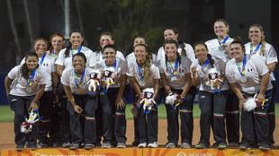 El conjunto mexicano femenil de softbol se preparará en EE.UU.