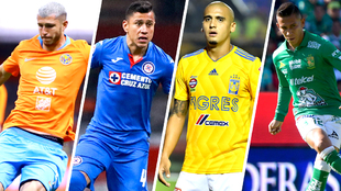 Guido, Domínguez, Chaka y Rodríguez han disputado los 1,440 minutos.