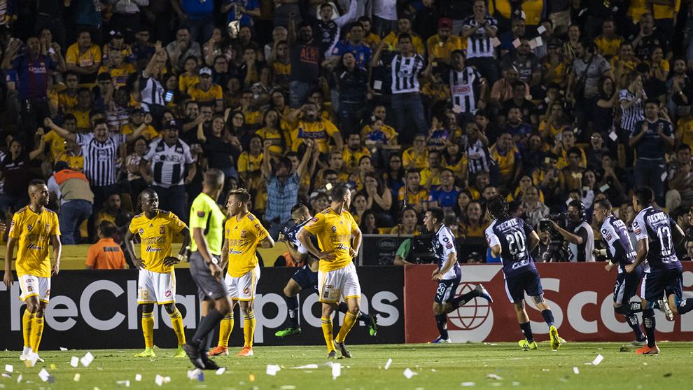 La final de vuelta de la Concachampions se jugará en el estadio BBVA.