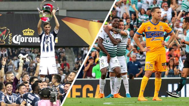Un año y medio después de la Final Regia en Liga MX.