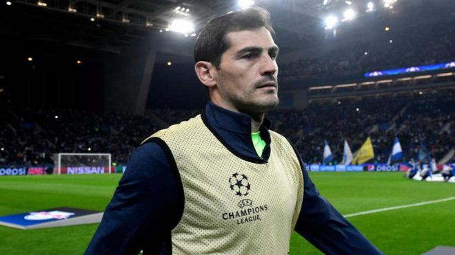 Iker Casillas, últimas noticias sobre su estado de salud en