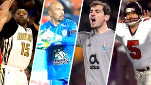 Carter, Conejo, Iker y Andersen son los más longevos en sus...
