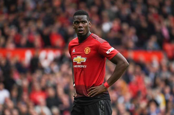 Paul Pogba is a prime target for Zidane.
