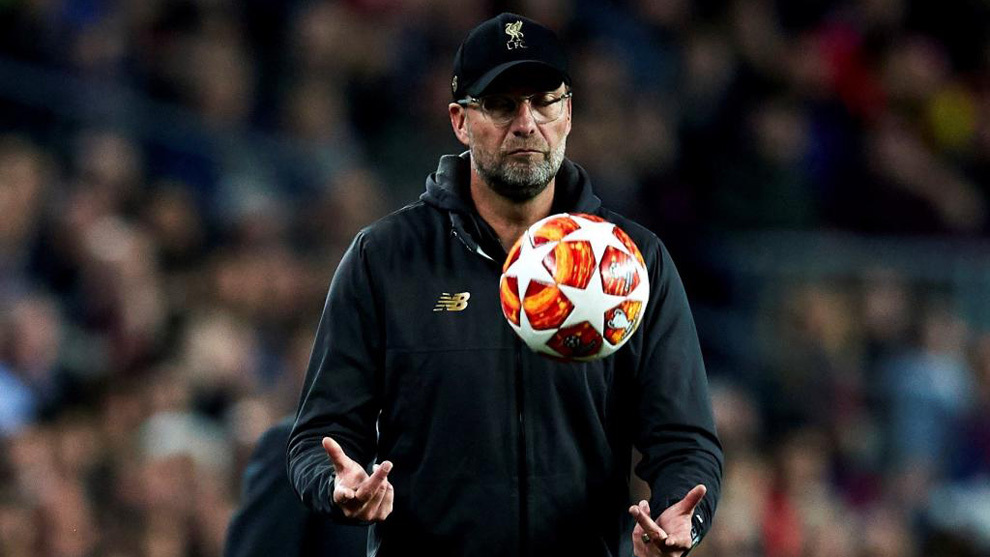 Image result for klopp vs barca