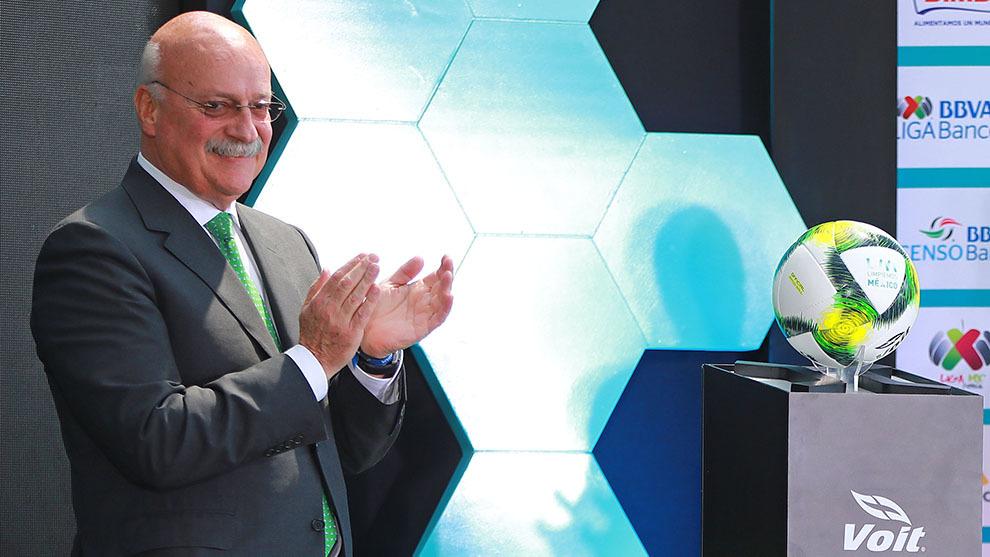 Con dicha esférica se jugará la Liguilla del Clausura 2019