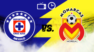 Cruz Azul vs Morelia: Horario y dónde ver.