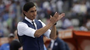 Juan Francisco Palencia ya piensa en la siguiente campaña de Lobos.