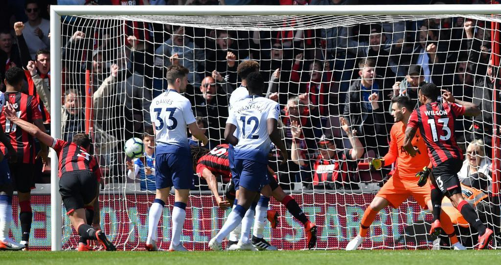 AFC Bournemouth vs. Tottenham Hotspur - Reporte del Partido - 4 mayo, 2019