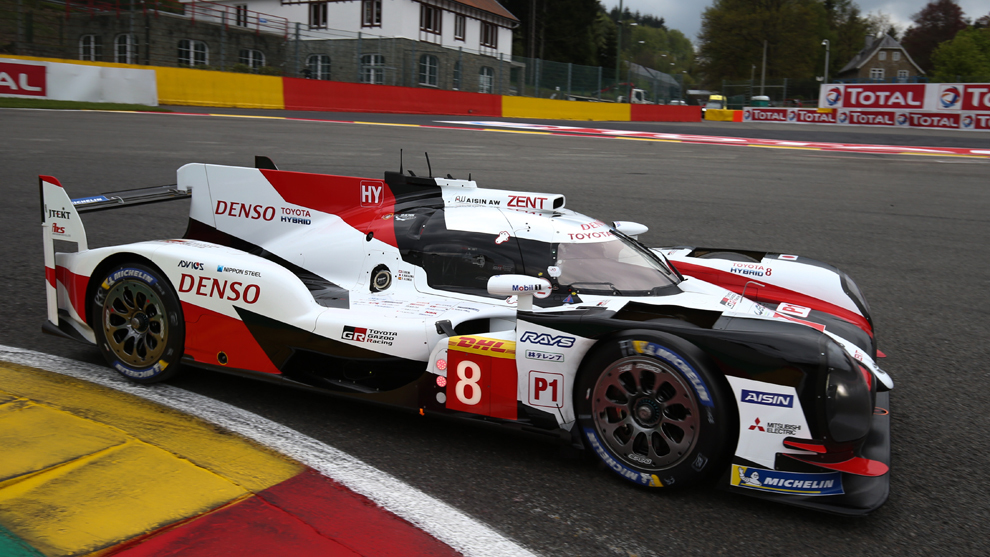 Toyota 6 Horas de Spa 2019