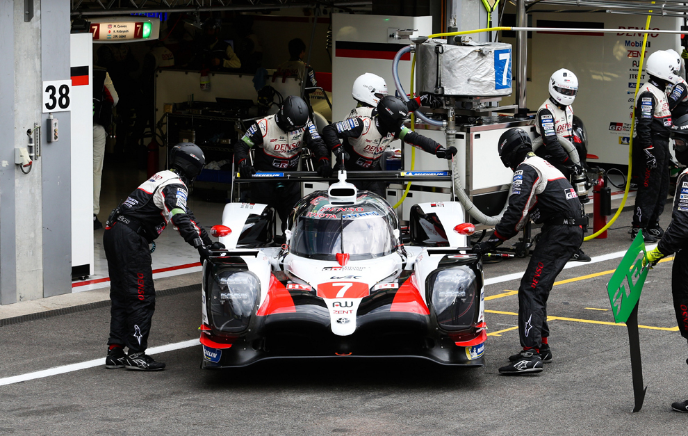 Toyota 6 Horas de Spa 2019