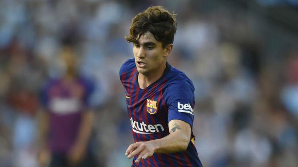 Barcelona coach Valverde fears serious Dembele setback