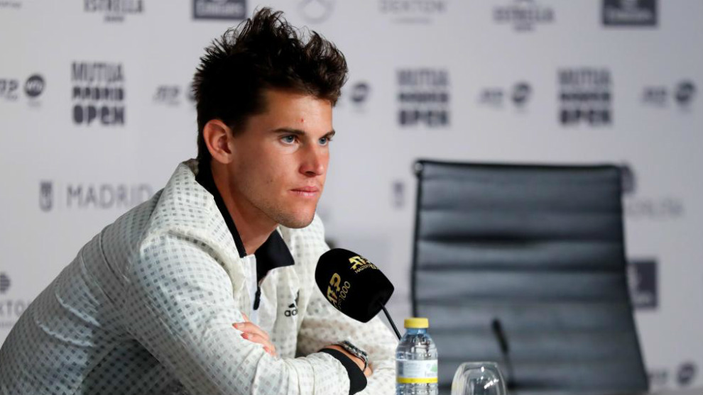 ATP Novak Djokovic avanza con propiedad en el Masters 1000 de Madrid