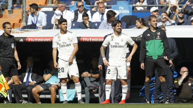 Asensio and Isco,