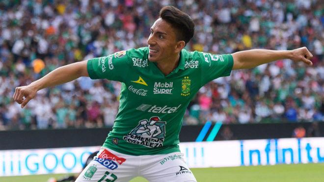 Ángel Mena, campeón de goleo individual
