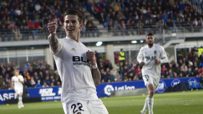 'Mr. Doblete' Santi Mina lidera un once ideal de 167 puntos