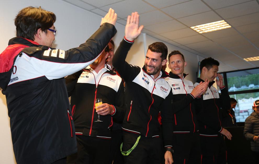 Es el segundo título de constructores que logra Toyota en el WEC.