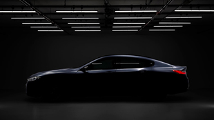 Primera imagen oficial del BMW Serie 8 Gran Coupé.