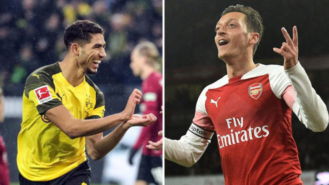 Muslim footballers celebrate the arrival of Ramadan | MARCA in English