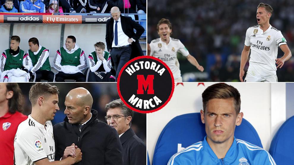 Llorente, suplente en el Castilla, goleador en la final del Mundial,...