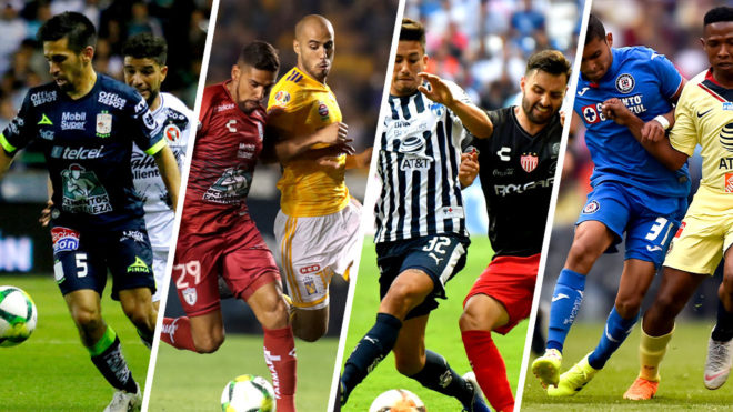 Las cuatro llaves del Clausura 2019