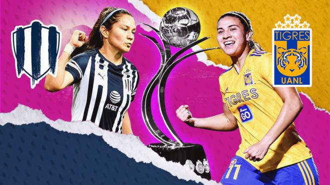 Futbol Femenil Tigres Vs Monterrey Hay Final Regia En El Clausura 2019 Marca Claro Mexico