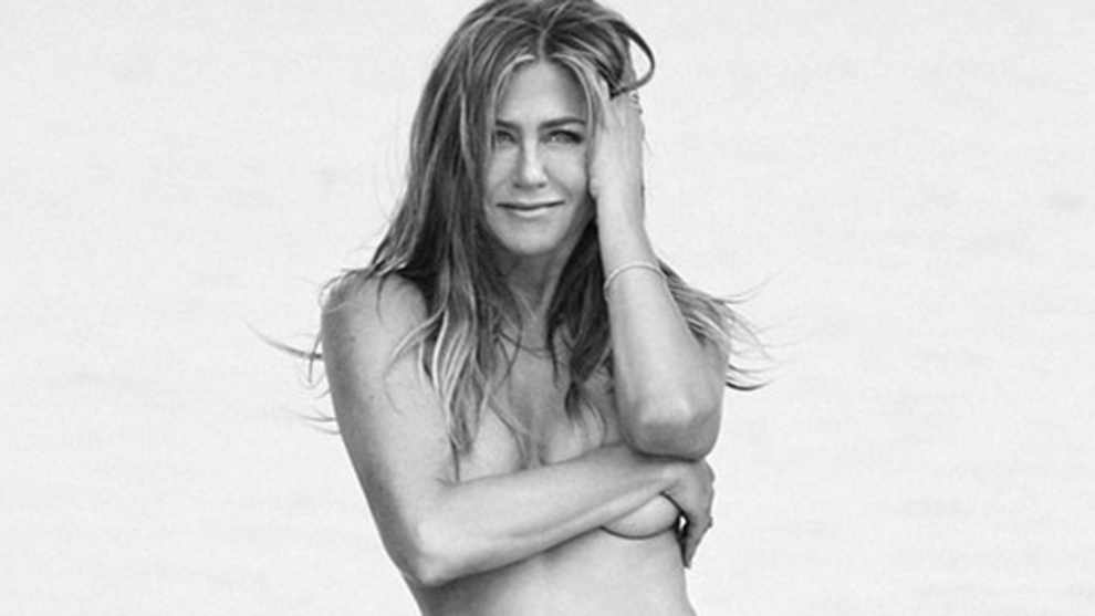 The actress, who recently turned 50, posed for Harpers Bazaar ahead...