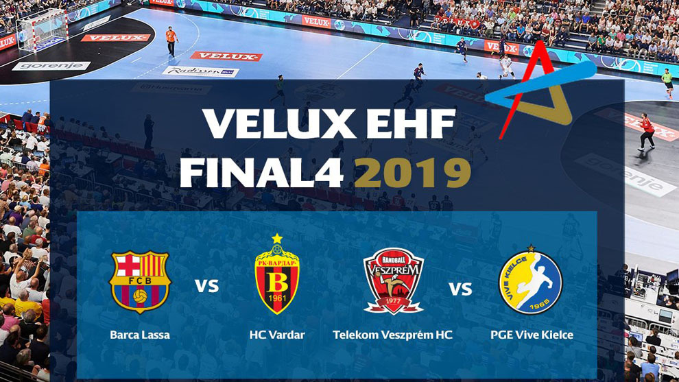 Emparejamientos de la Final Four de la Champions League /