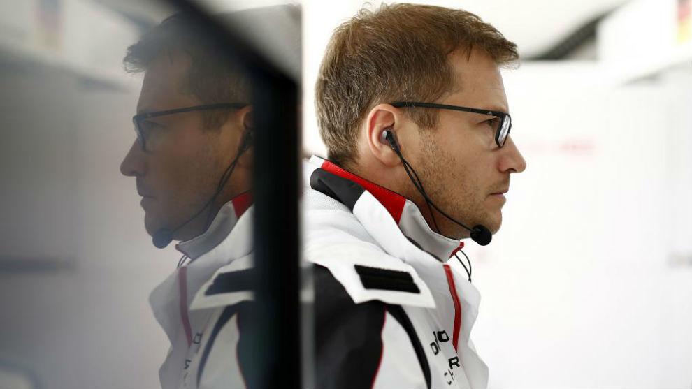 Andreas Seidl, con Porsche.