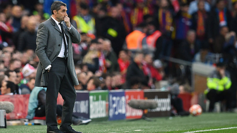 Barcelona president Bartomeu: Too soon to consider Valverde future